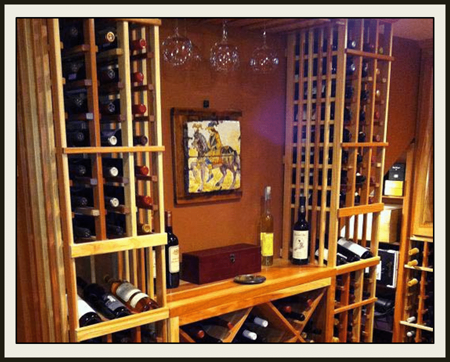 Pacific Palisades Custom Wine Cellars Los Angeles Builders Project ...