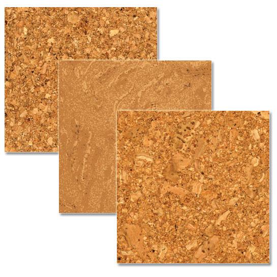 Cork Tile Patterns