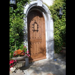 Custom Wine Cellar Doors - Devine Front Entry San Clemente