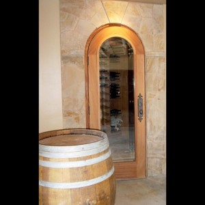 Schmidt Custom Wine Cellar Doors