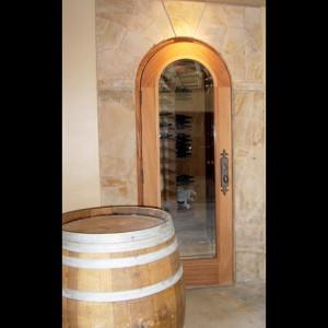 Schmidt Custom Wine Cellar Doors