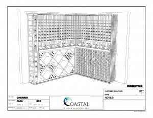 Get your own 3D Wine Cellar Design for FREE!