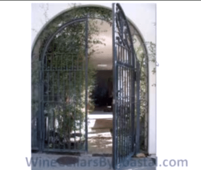 Watch another video tour of this custom wine cellars project here!