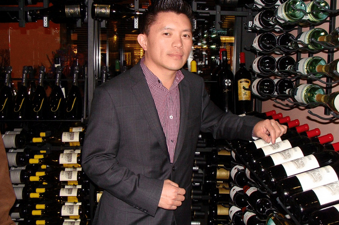 Owner of The Capital Seafood Restaurant - Commercial Wine Cellars Irvine CA