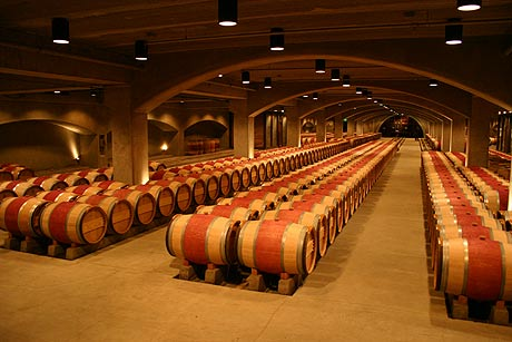 Robert Mondavi Winery & Wine Storage
