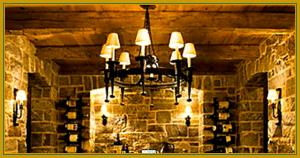 WINE CELLAR LIGHT_WALL SCONCES